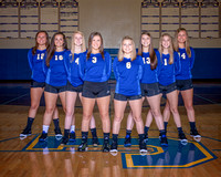 2018 JHS Volleyball