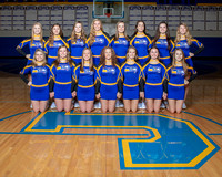 2018 JHS Competition Cheer