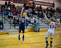 11/15/2016 Girls Basketball Cary-Grove at Prairie Ridge